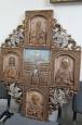 Православная община исправительной колонии №1 удостоилась почетного второго места на Всероссийском смотре-конкурсе иконописи среди осужденных «Канон»